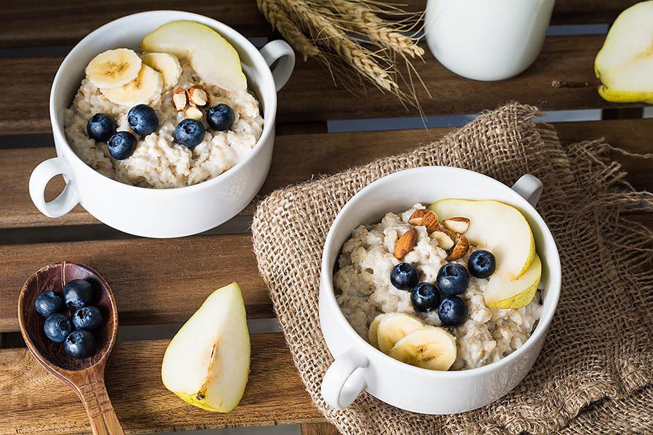 Что происходит с телом, когда вы едите овсянку каждое утро фото [14]