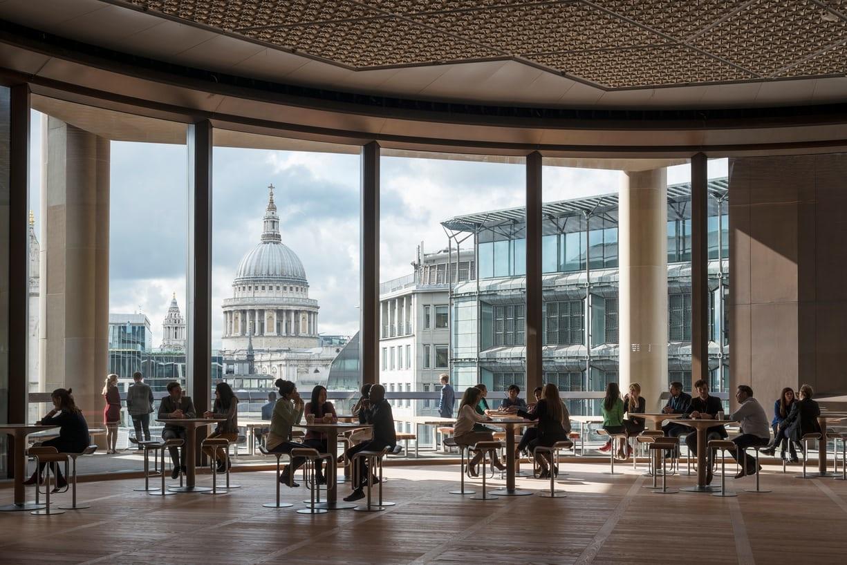 Штаб-квартира Bloomberg — новый проект Foster +Partners (галерея 4, фото 0)