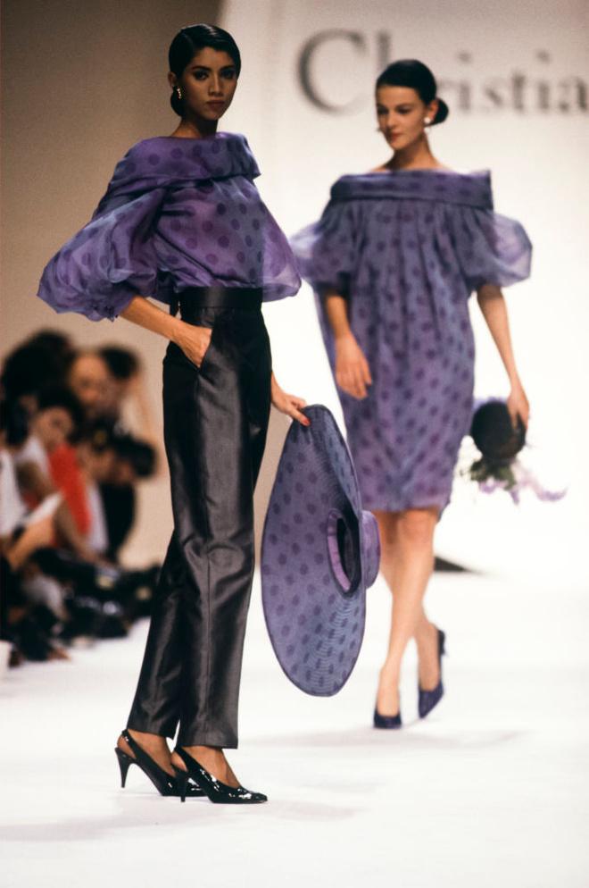 Потрясающая история одного показа: весна-лето 1990, Christian Dior (фото 9)