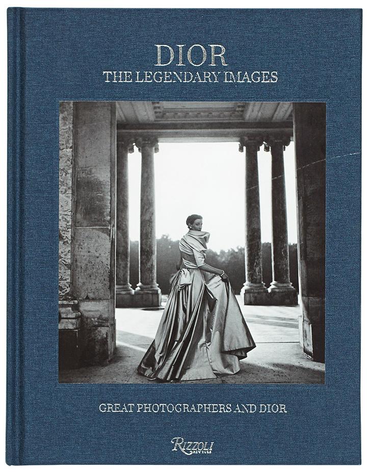 Альбом «Диор: легендарные кадры», 2014.