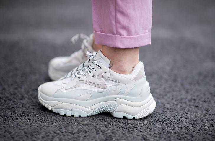 Как ухаживать за белыми кроссовками зимой? (фото 3)