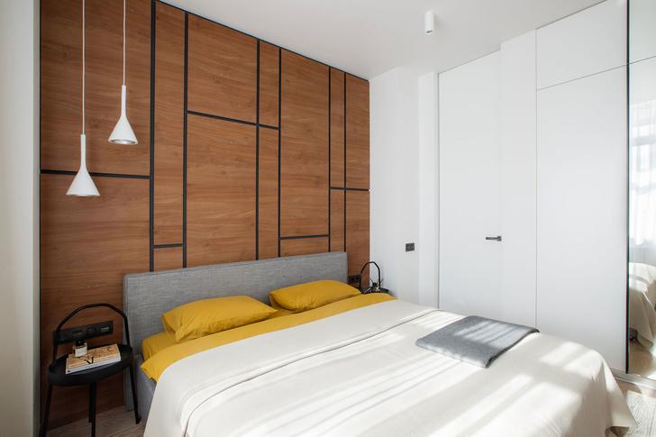 Квартира 77 м² в стиле минимализм (фото 12)