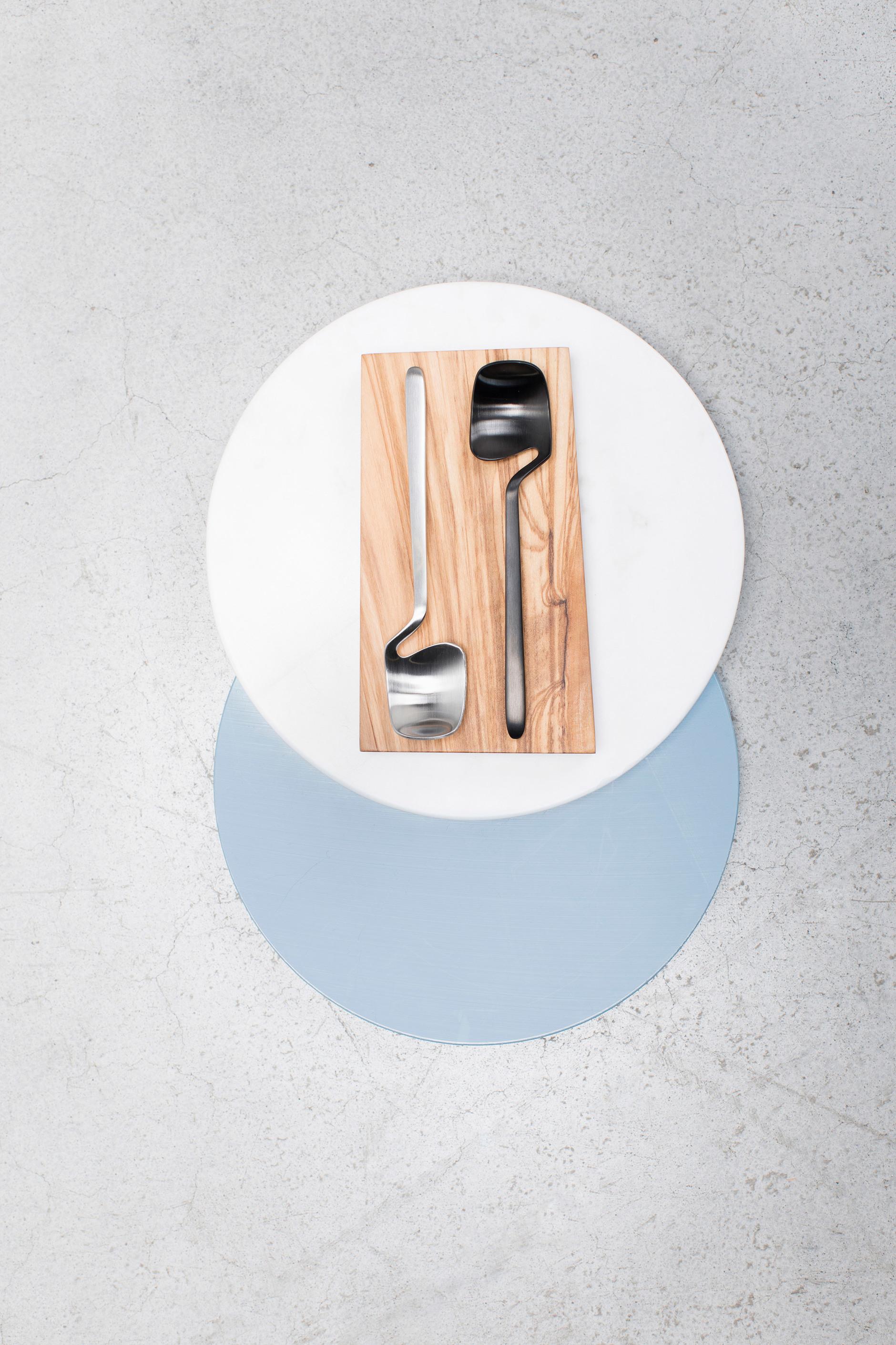 Гни свою линию: столовые приборы от студии Nendo (галерея 4, фото 4)