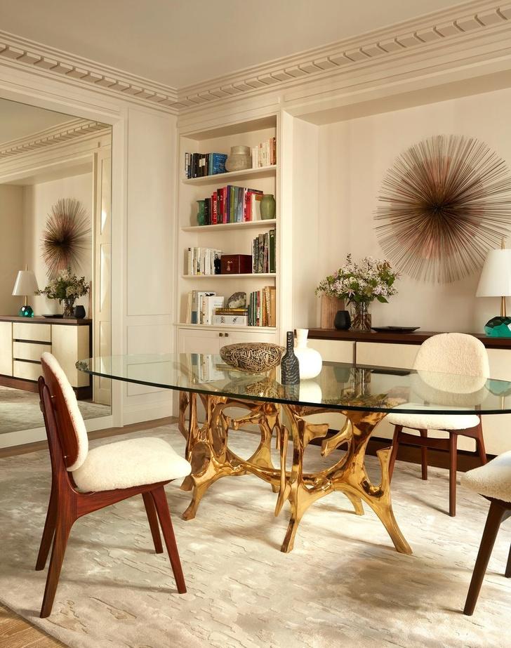 Новое прочтение: квартира 111 м² в Париже (фото 2)