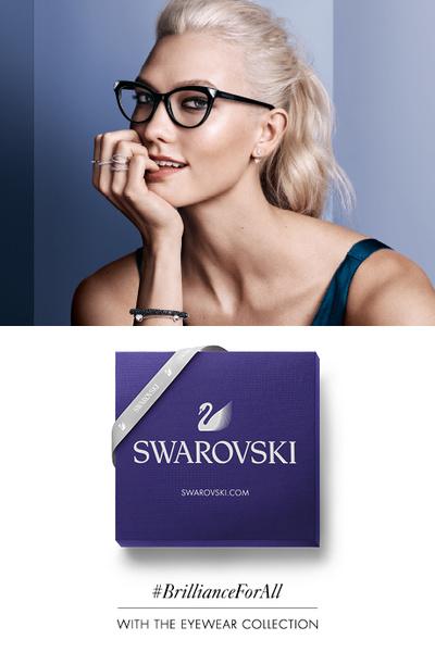 Новая коллекция солнцезащитных очков Swarovski (галерея 1, фото 0)