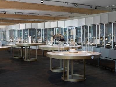 У Omega появился собственный музей в швейцарском Биле (галерея 1, фото 2)