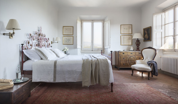 Дома звезд: вилла Стинга в Тоскане (фото 10)