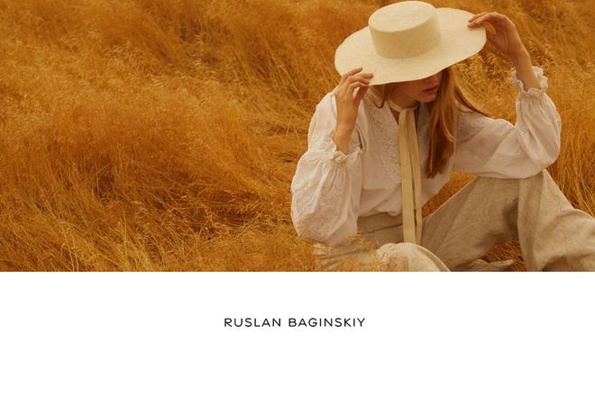 Одна из самых чарующих рекламных кампаний сезона: Ruslan Baginskiy (фото 3)