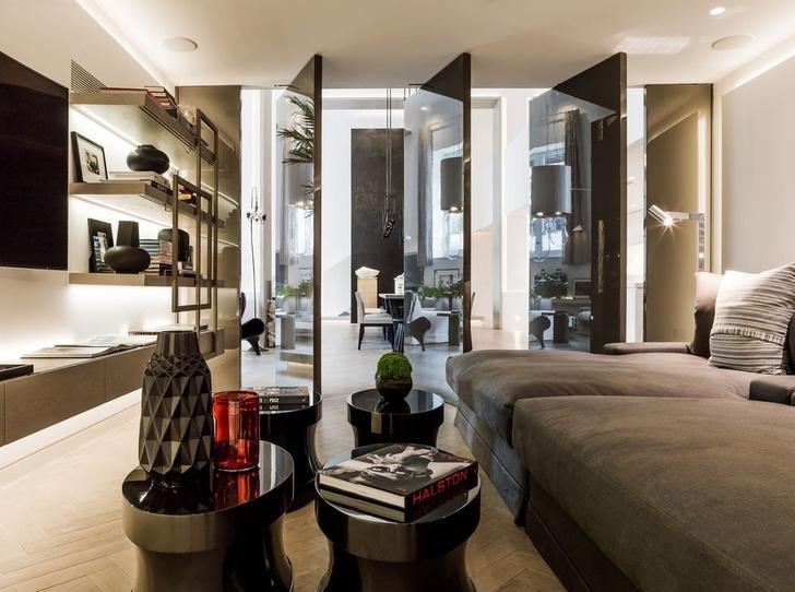 Дом дизайнера Келли Хоппен в Лондоне (фото 13)