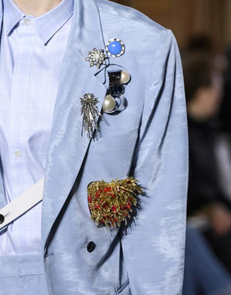 25 лучших украшений Недель моды | галерея [1] фото [4]
