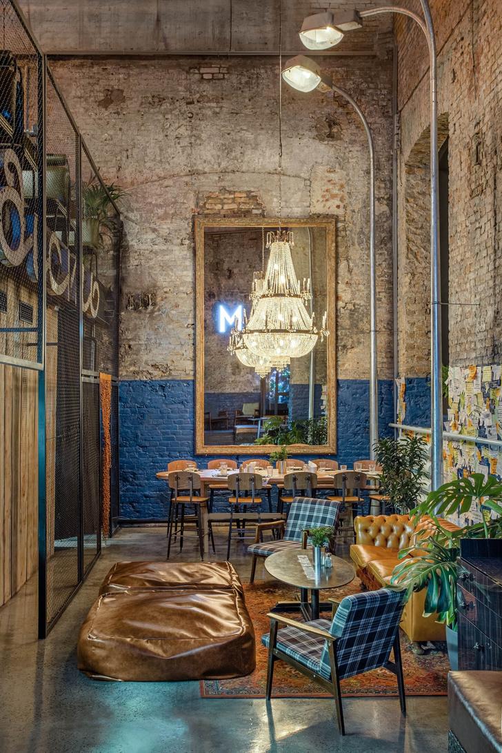 Вспомнить всё: кафе-бар «Молодiсть» в Киеве (фото 11)