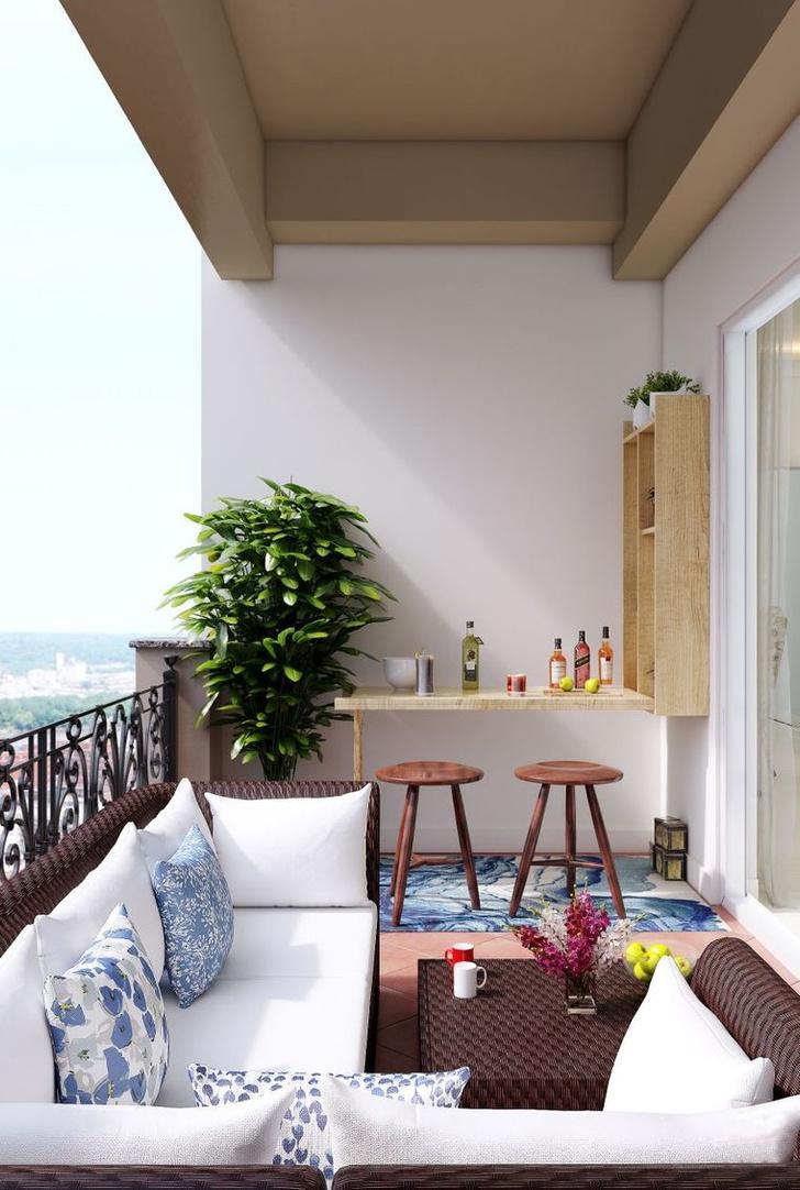 Как оформить балкон: советы дизайнера Ильи Гульянца (фото 4)