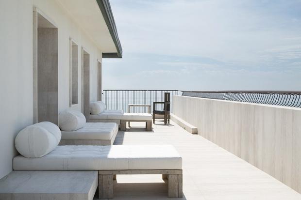 Минималистский дом Рика Оуэнса в Венеции (фото 6)