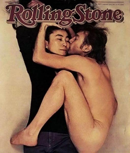 Джон Леннон и Йоко Оно, Rolling Stone, 1980