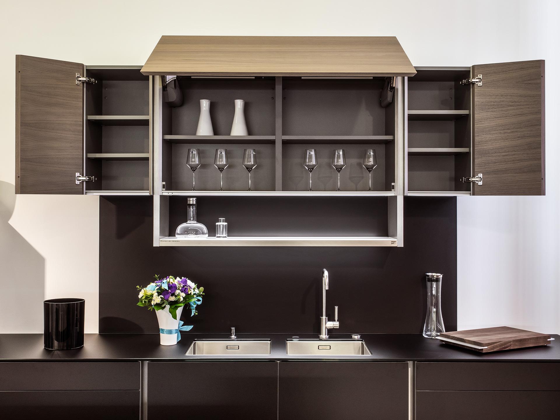 Poggenpohl совместно с Porsche Design Studio выпустили новую кухню | галерея [1] фото [5]