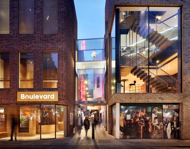 Театр Boulevard в Лондоне (фото 0)