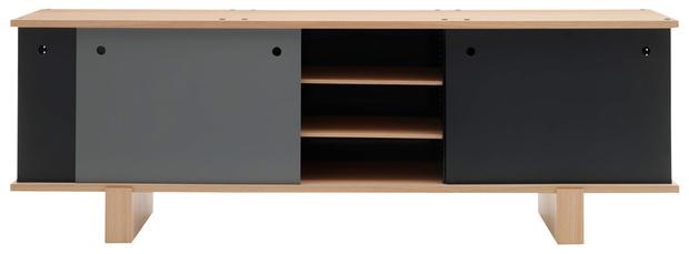 Комод Nuage, дизайн Шарлотты Перриан, сейчас выпускается фабрикой Cassina (коллекция I Maestri).