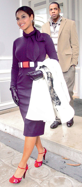 Бейонсе в Chanel