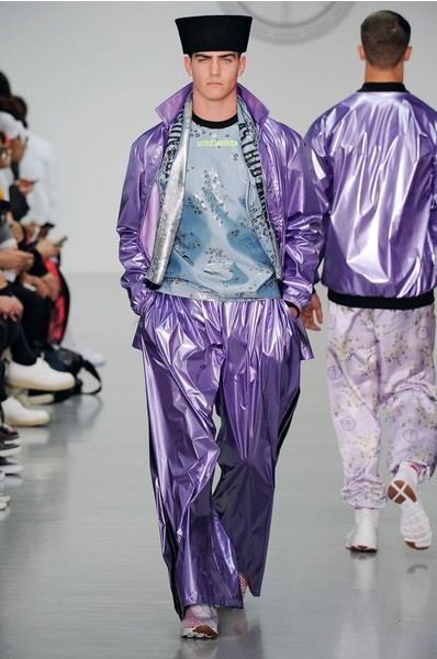 Неделя мужской моды в Лондоне: главные показы и гости | галерея [1] фото [9]