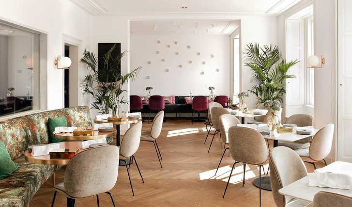 Непреходящая классика: отель Parc Broekhuizen в Утрехте (фото 2)