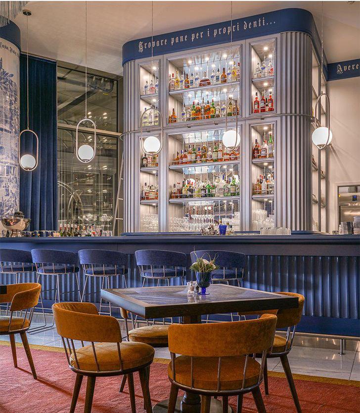 Расцвет Ренессанса: ресторан и бар в Турции (фото 0)