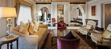 Самые роскошные отели Дубая | галерея [2] фото [2]