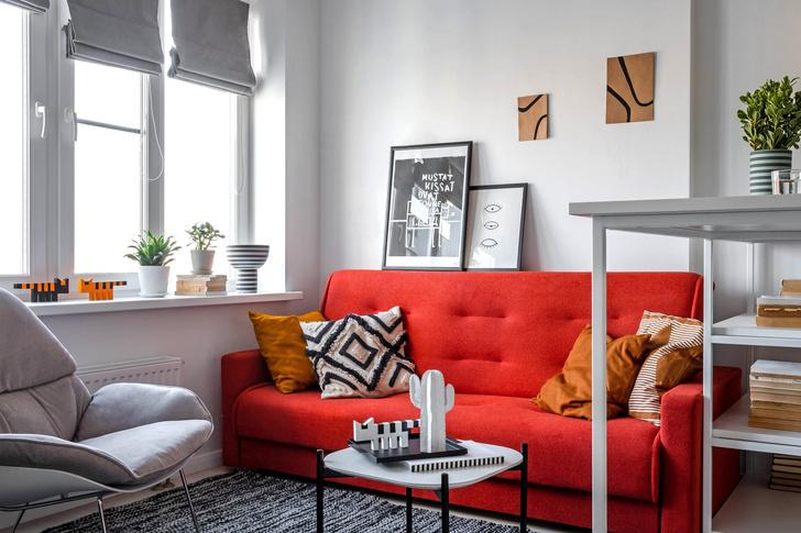 Порядок в маленькой квартире: 5 советов (фото 10)