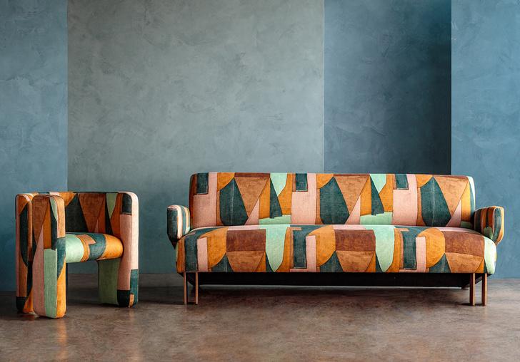 Новая коллекция мебели и света от Келли Уэстлер (фото 2)