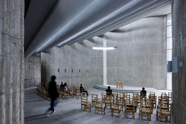 Топ-10: здания из бетона (фото 16)