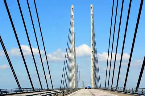 Небо и вода: из Мальмё в Копенгаген по Эресуннскому мосту | галерея [2] фото [1]