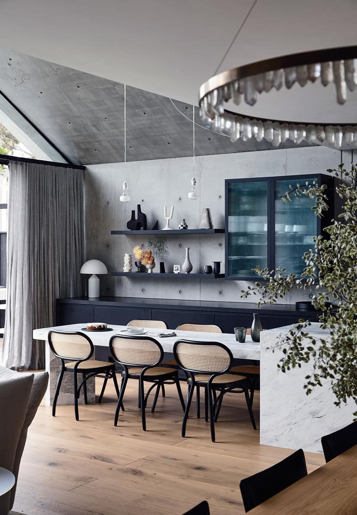 Двойственная натура: светлый дом в Мельбурне (фото 6)