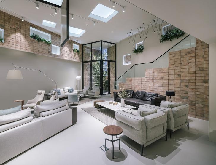 Офис архитектурной студии Zooco estudio (фото 0)