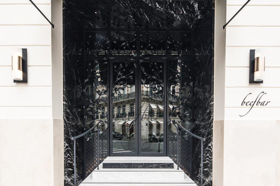 Новый Beefbar в Париже по проекту Humbert & Poyet (галерея 10, фото 0)