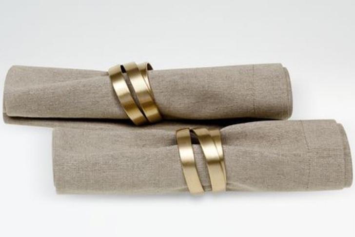 Кольца для салфеток Elettra, Armani Casa