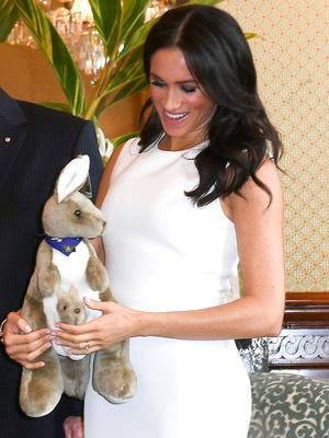 Меган Маркл и принц Гарри получили трогательные подарки для будущего первенца (фото 1)