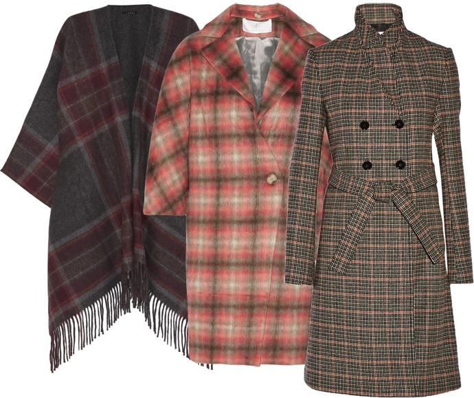Выбор ELLE: пончо Theory, пальто Thakoon, Victoria Beckham