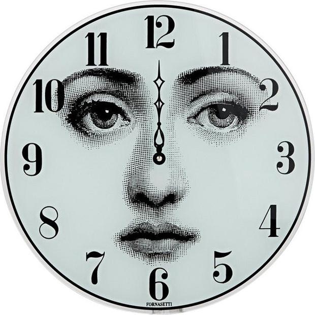 Успеть до полуночи. Дизайнерские настенные часы для встречи Нового Года фото [7]