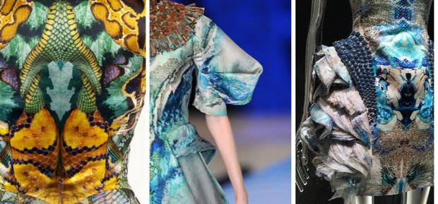 Александр Маккуин: что вдохновляло самого известного хулигана в мире моды (фото 14)