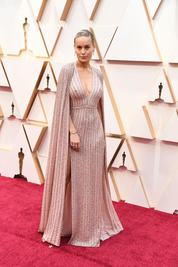 Феноменальна и сексуальна: Бри Ларсон на «Оскар-2020» (фото 1)