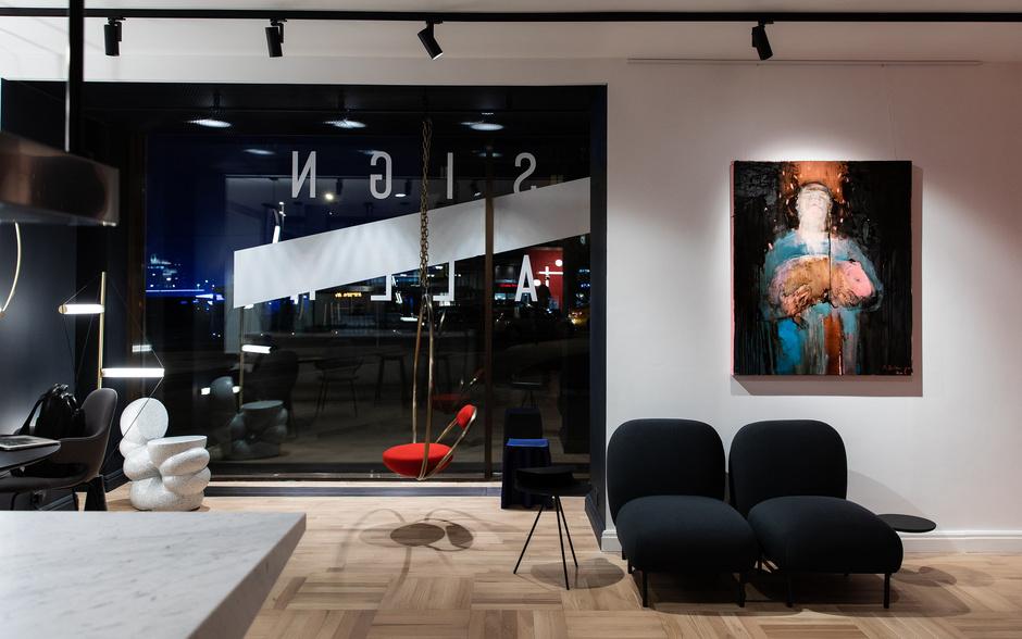 В Москве открылось новое дизайн-пространство Design Dealer (фото 7)