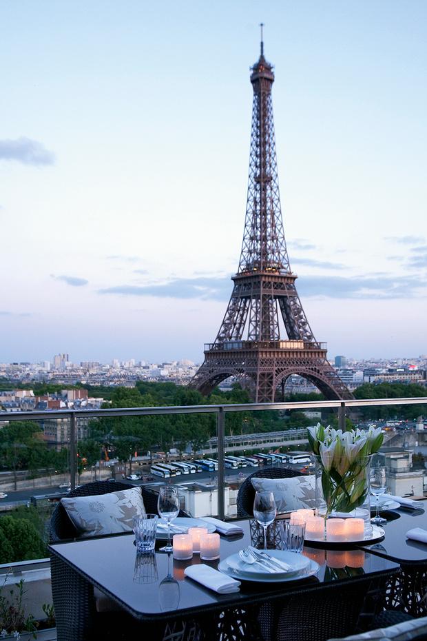 Круассаны в постель: 5 парижских отелей с образцовыми завтраками (фото 15)