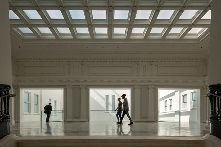 Новый Apple Store по проекту Foster + Partners в Вашингтоне (фото 17)