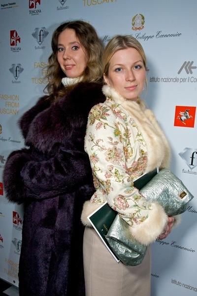 Екатерина Полозова и Наталия Валевская