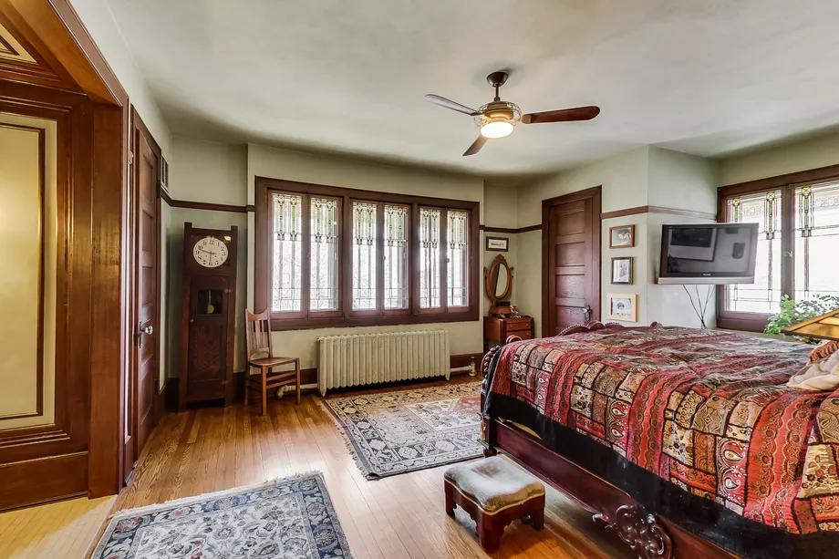 5 домов Фрэнка Ллойда Райта, которые можно купить прямо сейчас (галерея 4, фото 3)