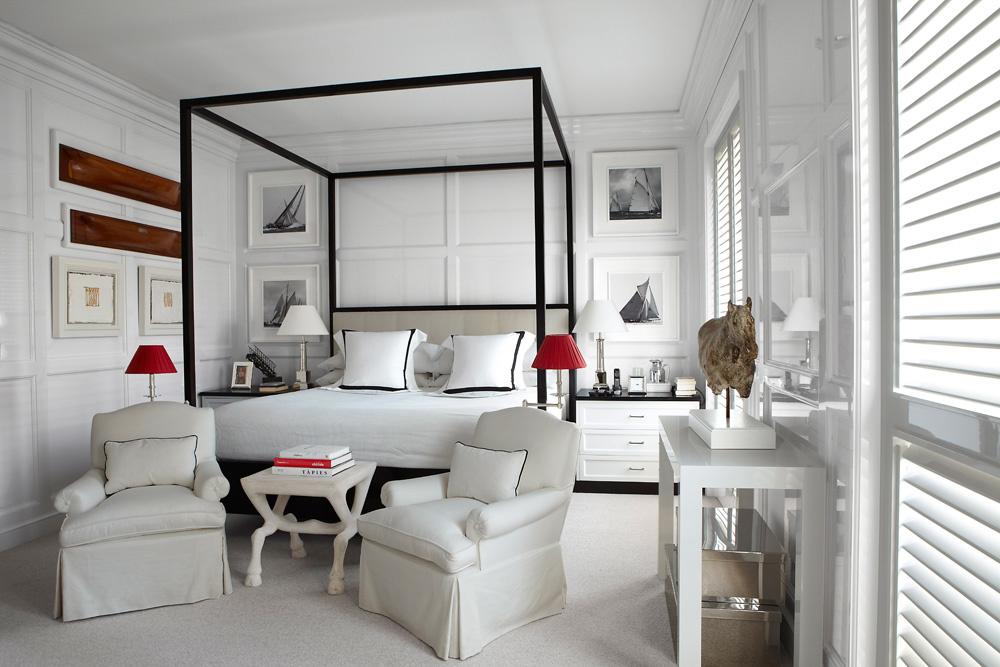 Кровать с балдахином: 10+ интерьеров (галерея 0, фото 4)