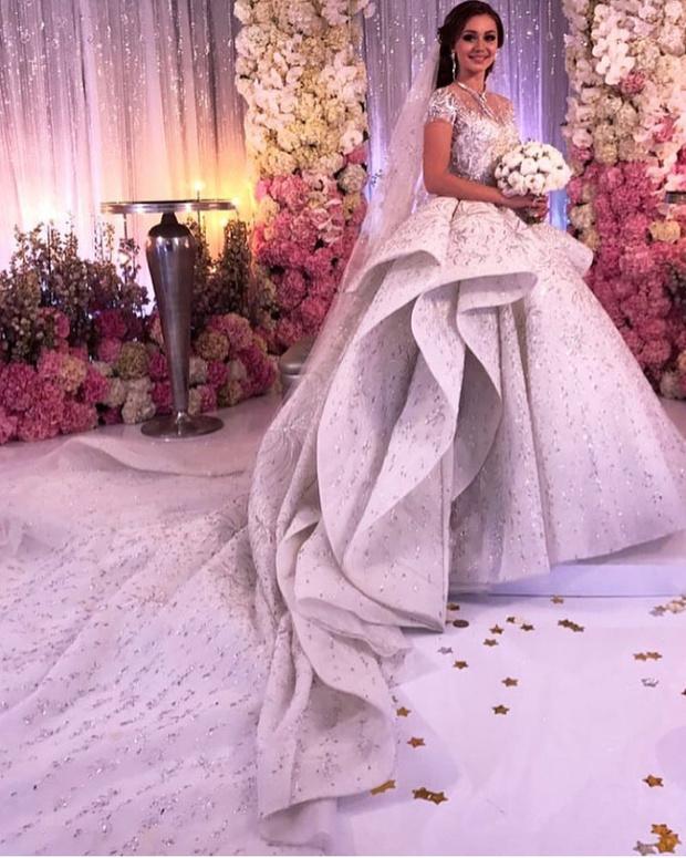 Как прошла свадьба младшего сына миллиардера Самвела Карапетяна? фото [13]