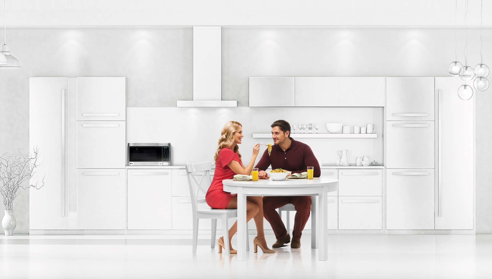 LG Electronics проводит кампанию «Невидимые технологии заботы»   галерея [1] фото [2]