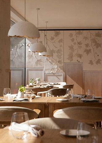 Интерьеры ресторана Hide Евгения Чичваркина (фото 13.1)