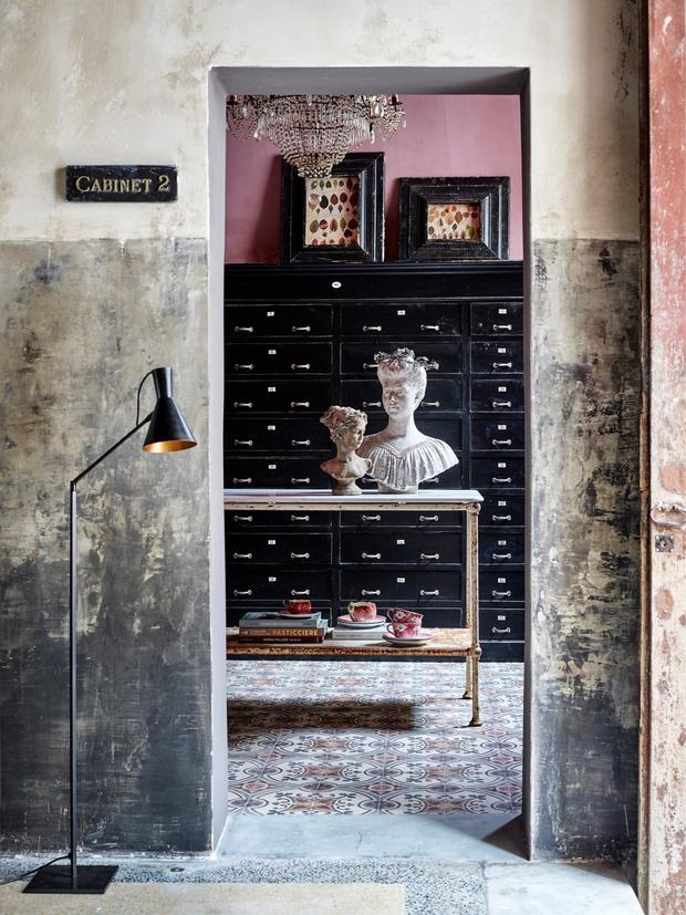 Тайная комната: вилла XVII века в Италии (фото 8)