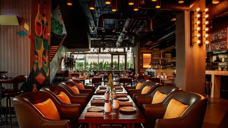 Тапас бар Toro & Ko в Дубае (фото 5)